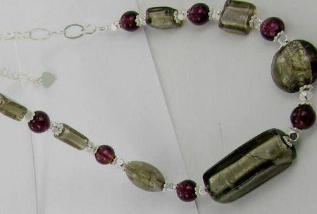 collier perles murano 2