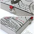 Plumier Cartonnage Scarabée_1 L'Atelier de Framboise Chocolat