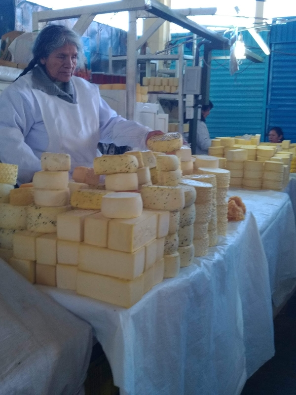 Fromages péruviens