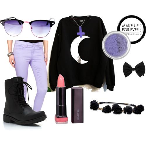 ❤ Pastel goth ❤