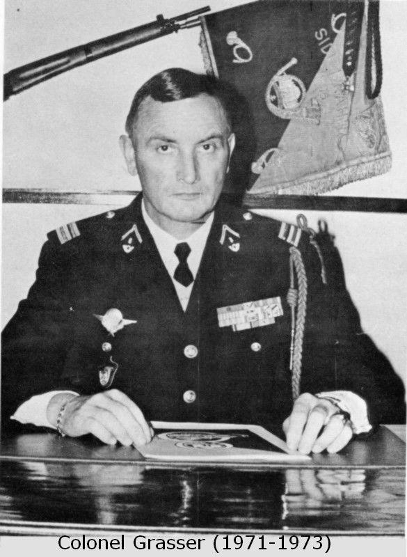 COL Grasser (1971-1973)