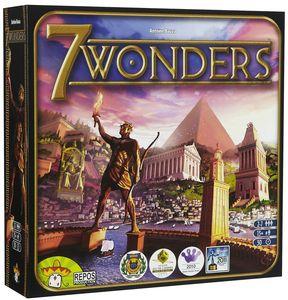 Boutique jeux de société - Pontivy - morbihan - ludis factory - 7 Wonders