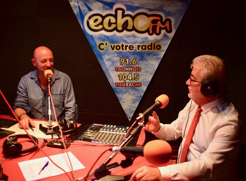 ÉCHO FM JJT matinale 2019