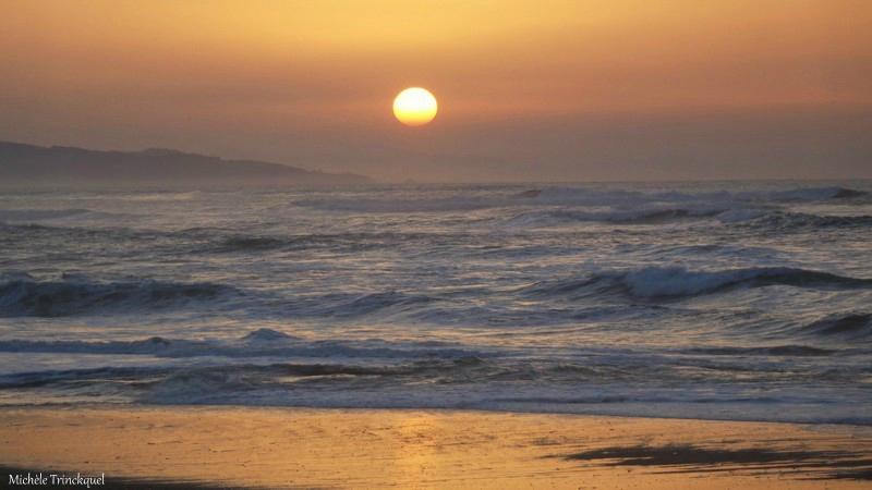 Coucher soleil Bidart 2102167