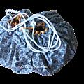 Tapis de plage - sac de rangement