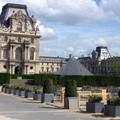 Série sur le Jardin des Tuileries