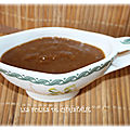 Sauce au vin rouge ( thermomix)