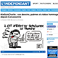 Notto sur le web de l'independant.