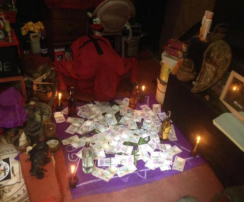 formule magique de richesse GAMBADA DJOGBE