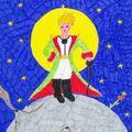 Le Petit Prince, par Fenella R.