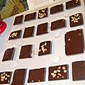 Calendrier de l'avent maison / comptoir du cacao