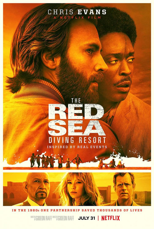 The Red Sea affiche