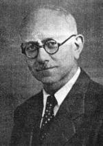 Marc Bloch portrait