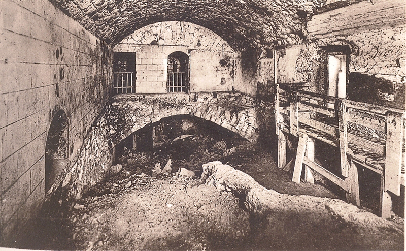 02 lieu d'explosion le 20-05-1916 de grenades installé par Allemands