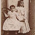 les deux gosses - Padilla - Juin 1903