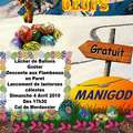 Vacances de paques à manigod col de merdassier la croix fry,l'étale,aravis