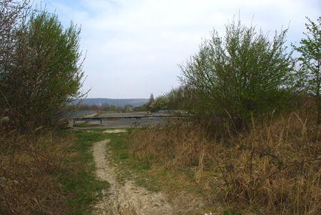 La plaine de Boissy