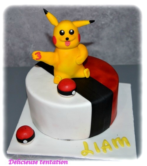 gateau pokémon 19