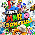 Test de super mario 3d world - jeu video giga france