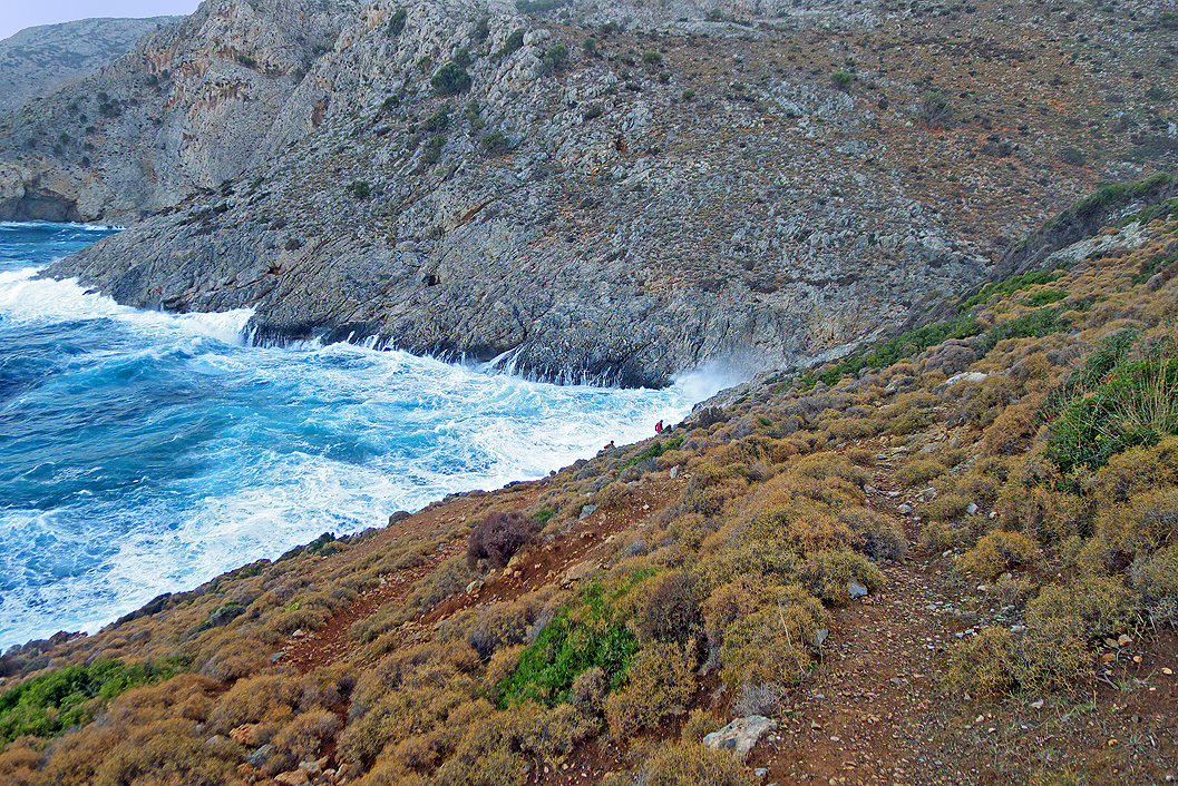 Tempête à Gioura — P1010561