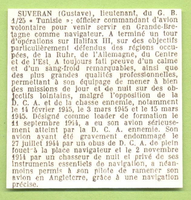 Lt SUVERAN Gustave32881551