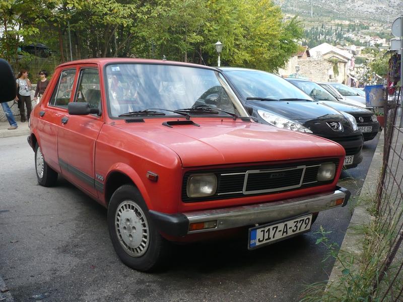 YUGO Skala 55 berline 5 portes Mostar (1)