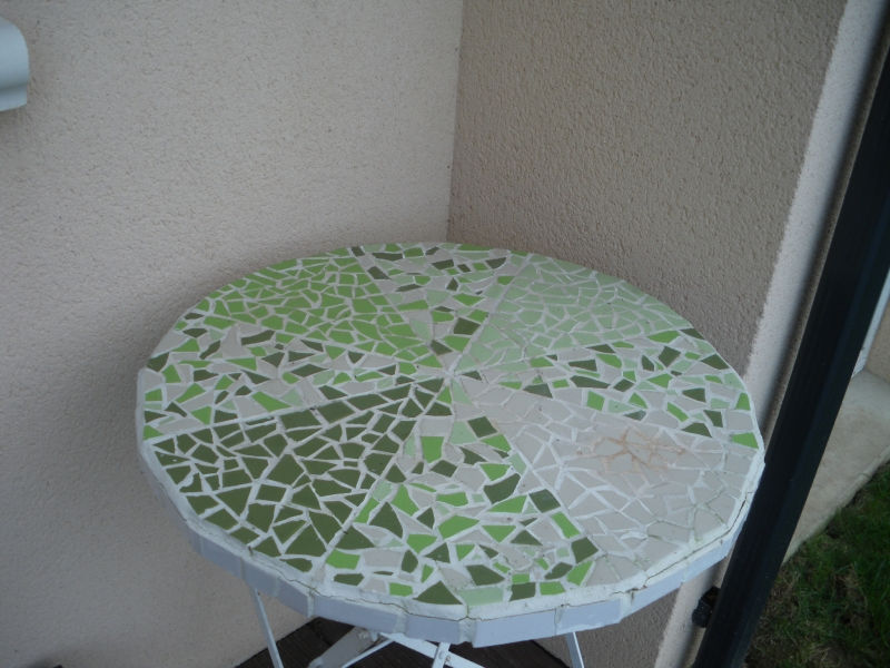 table mosaique - Photo de 5 - TUTOS/DIY DECO - Stéphanie bricole