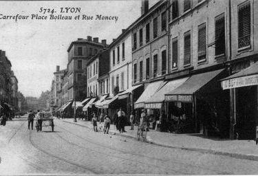 cartes-postales-photos-Carrefour-Place-Boileau-rue-Moncey-LYON-69003-69-69383016-maxi