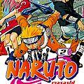 Naruto, tome 2 : un client embarrassant de masashi kishimoto
