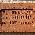 Gareau La Matholière à Tigy