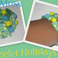 Bracelet Holidays porté