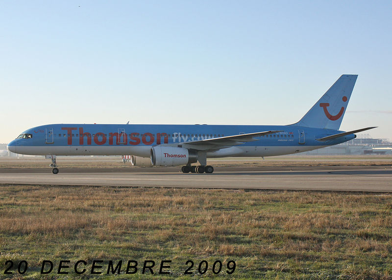 THOMSONFLY (THOMSON AIRWAYS).