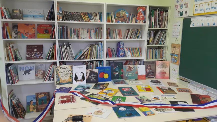 Des écoles rurales dotées d'un crédit pour se constituer une bibliothèque interne