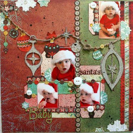 Santa's baby by LN xx