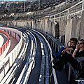 Banc d'arène (Arles, mai 2014)