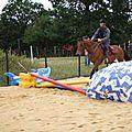 équitation d'extérieur - parcours en terrain varié (130)