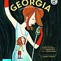 Georgia: tous mes rêves chantent, de timothée de fombelle