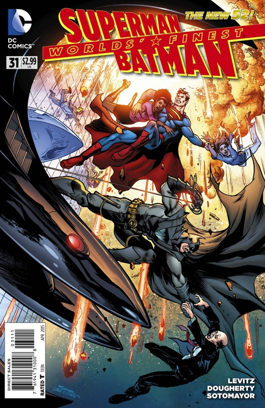 new 52 worlds finest 31