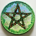 Pentacle de printemps VENDU