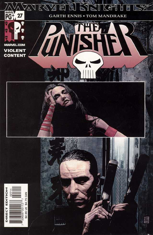 punisher marvel knights V3 27