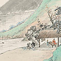 Hong kong presents one of america's premier private collections of modern chinese paintings