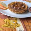 Tartelettes aux pommes et a la creme de marrons pour marie-laure