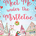 Meet me under the mistletoe - carla burgess