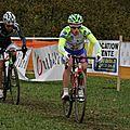 0892 Pinot AC Bisontine 12ème - Cantan VC Wittenheim 13ème