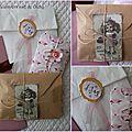 ab) Trocs entre copinautes, cadeaux offerts ...année 2010-2011