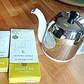 Le tea-tag !