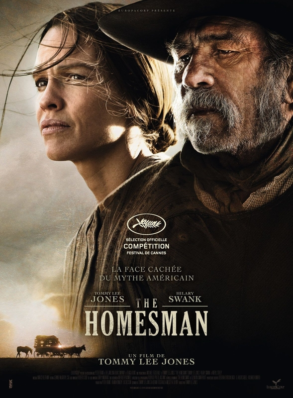 The_Homesman affiche