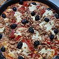 Pizza ou presque