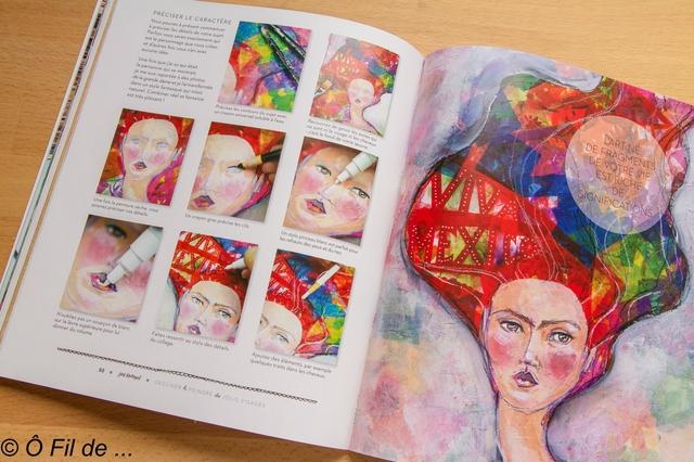 Dessiner et peindre de jolis visages (7)