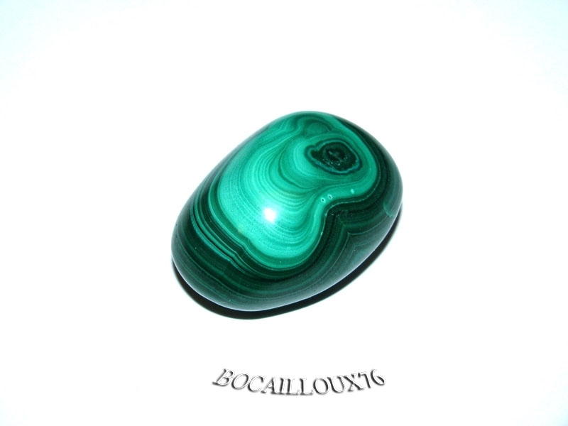 MALACHITE 10 Roulée - Pour CREATION - LITHOTHERAPIE